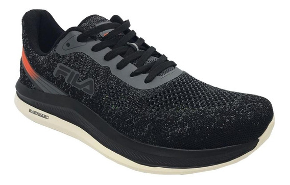 Zapatilla Fila Running Hombre Footwear Fr Lumix Negro Ras