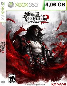 Castlevania Lord Of Shadow Xbox 2 360 - Mídia Digital
