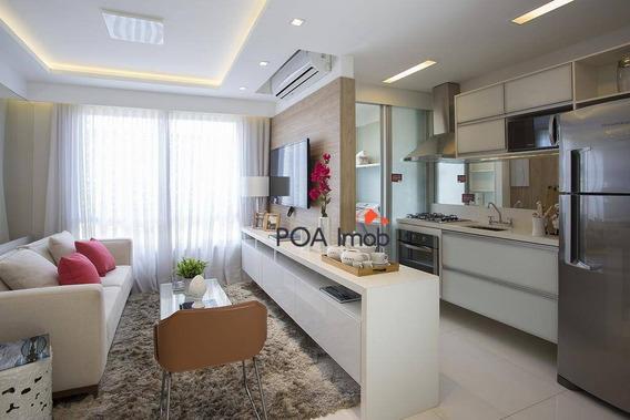 Apartamento Residencial À Venda, Marechal Rondon, Canoas. - Ap2224