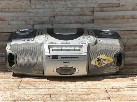 Radio Gravador Com Cd Cce....para Reparo ...leia Atentamente