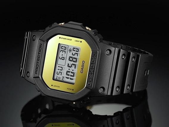 Relógio Casio G-shock Masculin Dw-5600bbmb-1dr Original + Nf
