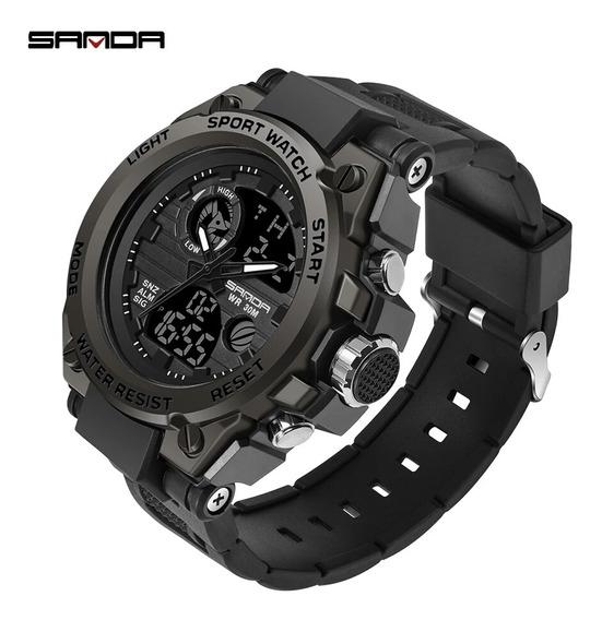 Relógio Esportivo Sanda Original