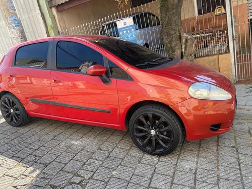 Imagem 1 de 6 de Fiat Punto 2008 1.4 Elx Flex 5p