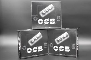 Caja De Papel Ocb Premium (zig Zag)