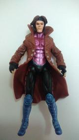 Boneco Gambit X-men - Marvel Universe