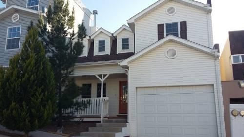 Hermosa Casa Con Portico En La Entrada, Construccion Termica, Tipo Americana, Patio Amplio Con Malla