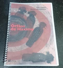 Livro Órfãos De Haximu