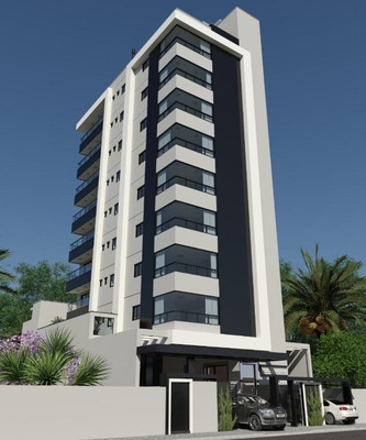 Apartamento Com 3 Dormitórios À Venda, 139 M² Por R$ 719.000 - Itacolomi - Balneário Piçarras/sc - Ap0507