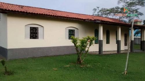 Imagem 1 de 12 de Chácara Venda Campo Do Meio Araçoiaba - Ch0059