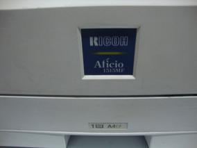 Impressora E Copiadora Ricoh Aficio 1515 Mf