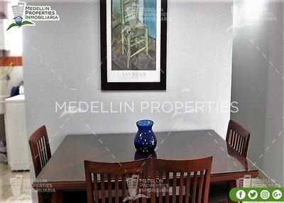 Económico Alojamiento Amoblado En Medellín Cód: 4320