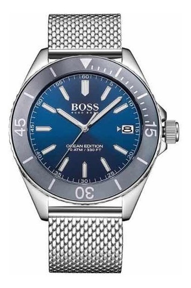 Relógio Masculino Hugo Boss Ocean Edition Exclusivo
