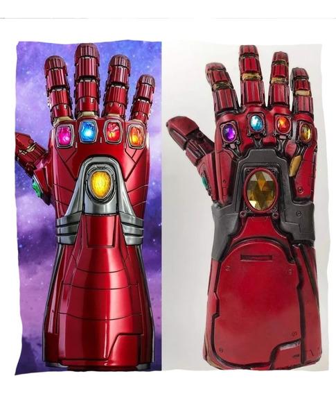 Guante Iron Man Avengers Thanos End Games Gemas Infinito Fle