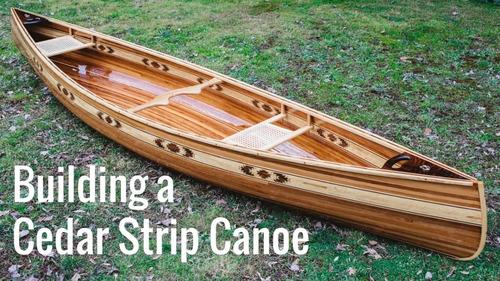 Projeto Canoa Canadense,desenho Exclusivo ! Envio Gratis