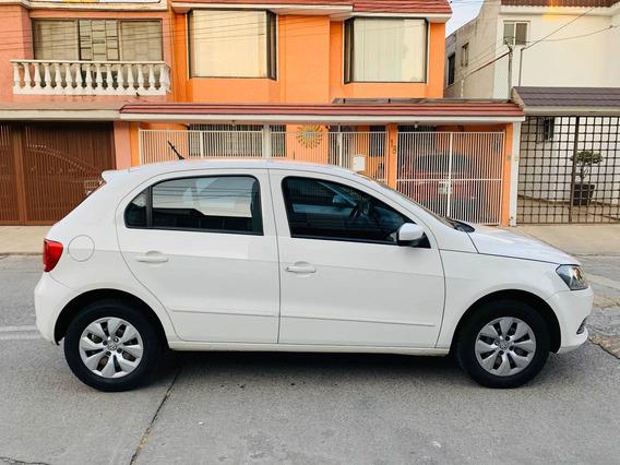 Volkswagen Gol 1.6 Cl L4 Man Mt 2015