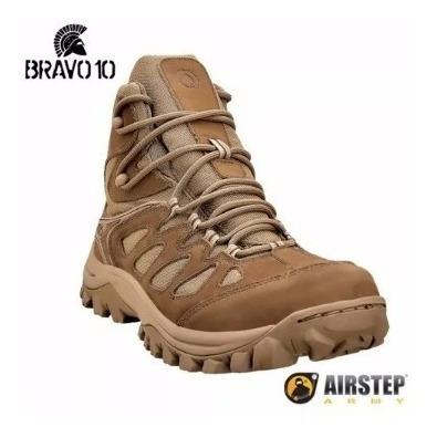 Bota Airstep Hiking Boot Bravo 10 Coyote 5700-35 Operacional