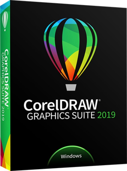 Corel Draw 2019 Licença Permanente 5pc
