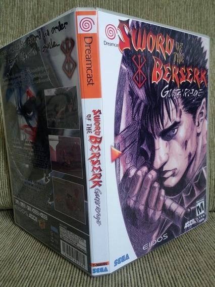 Sword Of The Berserk Gate Rage Para Dreamcast - Patch