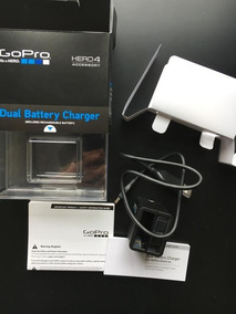 Carregador Duplo Go Pro Hero 4 - Modelo: Ahbbp-401