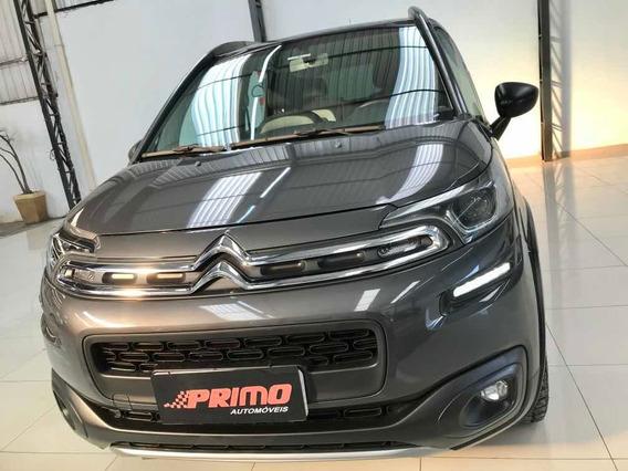 Citroën Aircross 2017 1.6 16v Feel Flex Aut. 5p