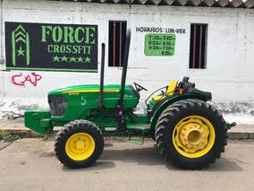 Tractor 2017 John Deere Modelo 5076ef Narrow Doble Tracción