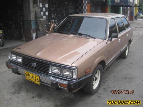 Subaru Otros Modelos Sw 4 Wd