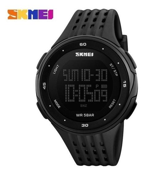 Relógio Digital Masculino Skmei 1219 Frete Grátis Até 12x