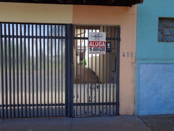 Casa Residencial Para Locação, Alto Do Ipiranga, Ribeirão Preto. - Ca0171