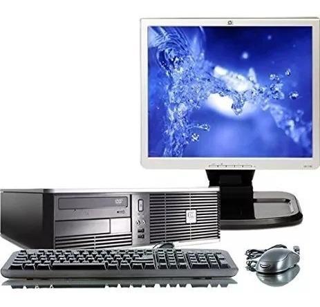 Computadora Completa Dvd+ Wiffi +lcd17+hd 400+2ram