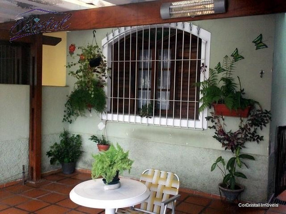 Casa Para Venda, 3 Dormitórios, Jardim Cambara - São Paulo - 17252