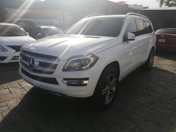 2015 Mercedes Benz Gl450 De Oportunidad ~ $39,000
