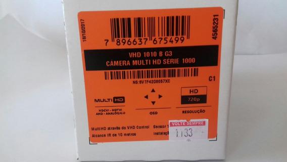 Câmera Monitoramento Intelbras