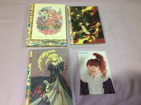 Romeo X Juliet Anime Dvd Box Estados Unidos