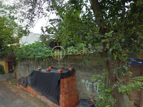 Jardim Prudência-terreno - Rx11016