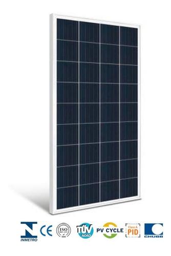 Imagem 1 de 5 de Placa Painel Energia Solar Policristalina 150w C/ Inmetro