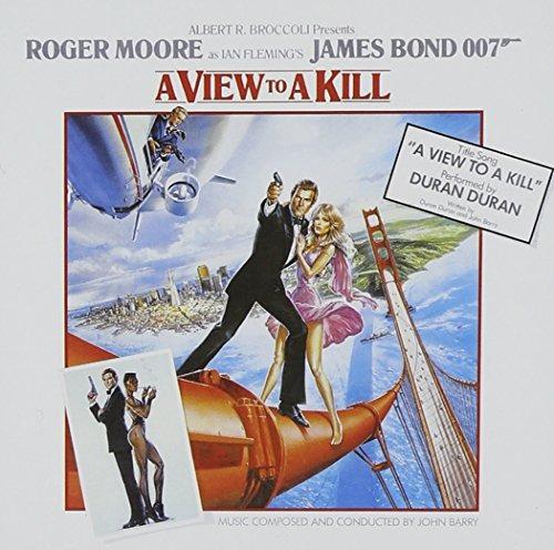 Cd : Duran Duran - A View To A Kill (original Soundtrack)...
