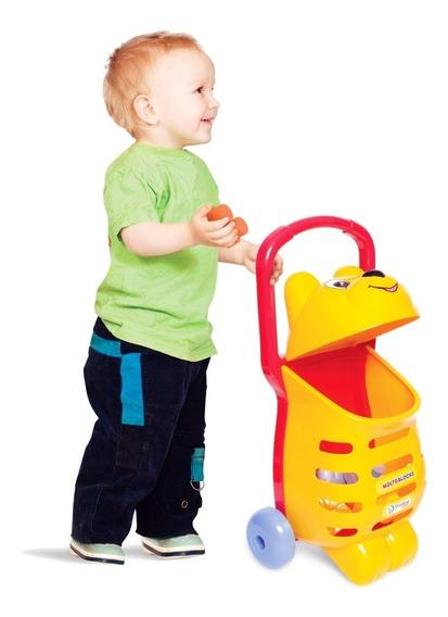 Brinquedo Educativo Ursinho Baby Land Com Blocos De Encaixar