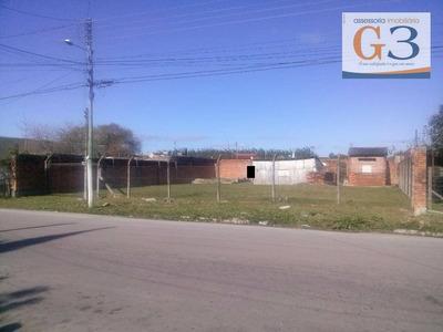 Terreno Residencial À Venda, Fragata, Pelotas. - Te0481