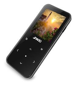 Jwd Jwm-106 8gb Mp3 Mp4 Leitor De Música Bluetooth Loseless