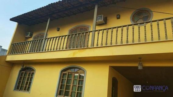 Casa Residencial À Venda, Taquara, Rio De Janeiro. - Ca0695