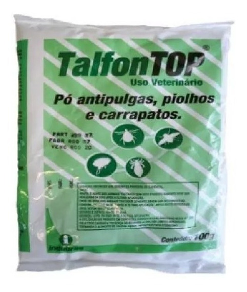 Antipulgas Talfon Top 1kg Saco