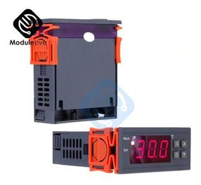 Controlador Termostato De Temperatura Digital 24v Stc1000