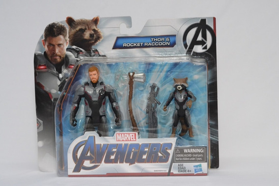 Thor Y Rocket Raccoon Avengers Infinity War Endgame