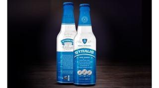 Cerveza De Sorgo Straus Golden Ale Sin Tacc 330 Cm3 X Unidad