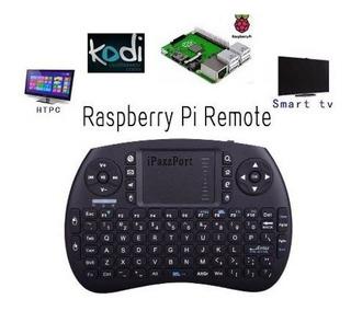 Mini Teclado Raspberry Pi Air Mouse Android Smart Tv Teclado