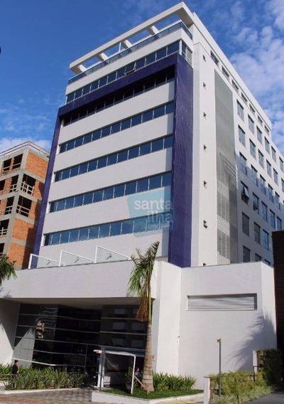 Sala Comercial À Venda, Itacorubi, Florianópolis. - Sa0011