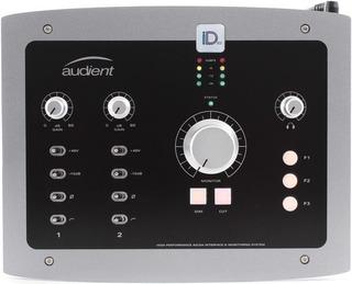 Interfaz De Audio Audient Id22 Usb 10entradas Y 14 Salidas