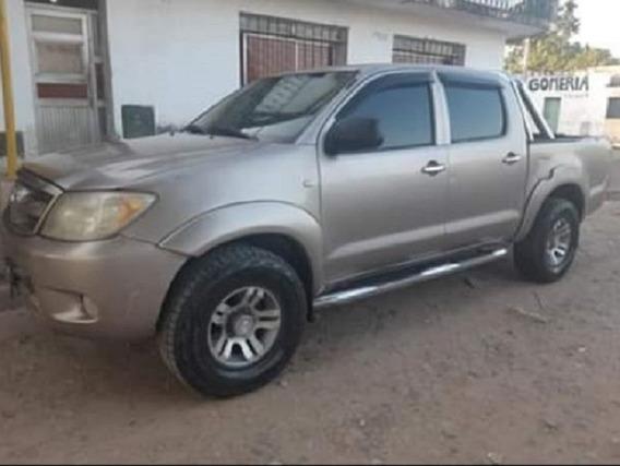 Toyota Hilux 2.5 Dc 4x2 Td Dx 2005