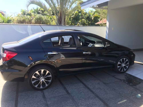 Honda Civic 2.0 Exr Flex Aut. 4p 2016