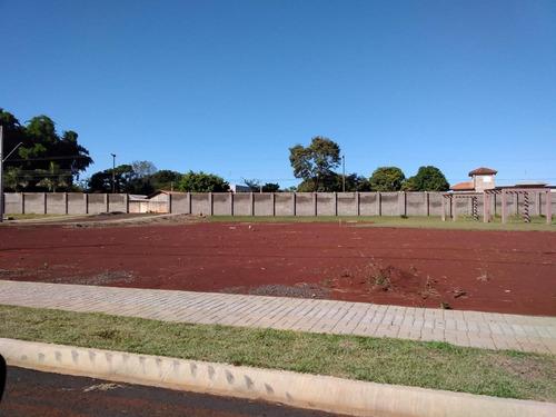 Imagem 1 de 1 de Terreno À Venda, 300 M² Por R$ 140.000,00 - Vila Carima - Foz Do Iguaçu/pr - Te0319